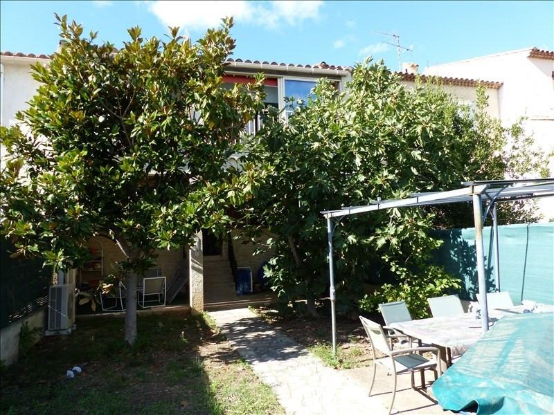 Vente maison / villa Beziers 209000€ - Photo 1