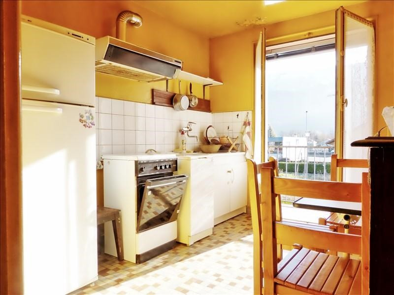 Vente appartement Marignier 120000€ - Photo 4