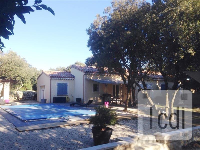 Vente maison / villa Chamaret 329000€ - Photo 1