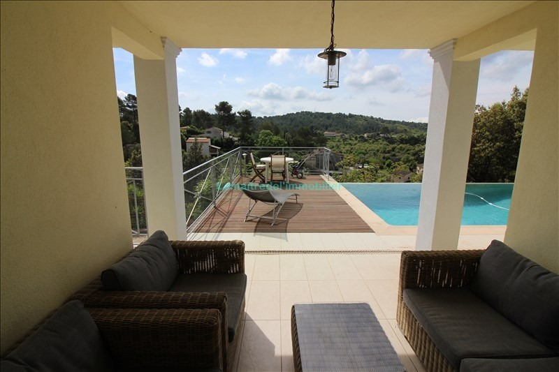 Vente de prestige maison / villa Mouans sartoux 849000€ - Photo 4