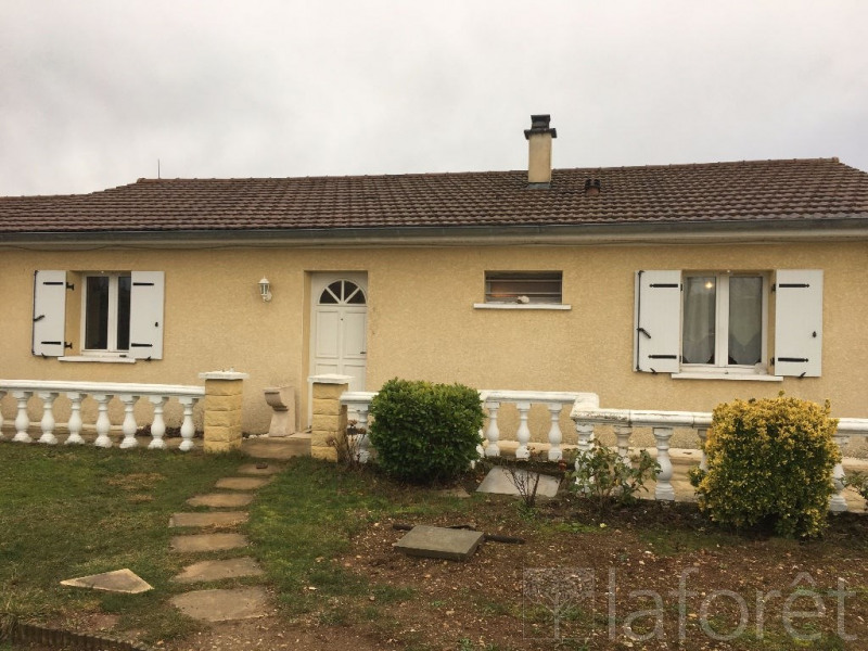 Vente maison / villa Diemoz 268 000€ - Photo 1