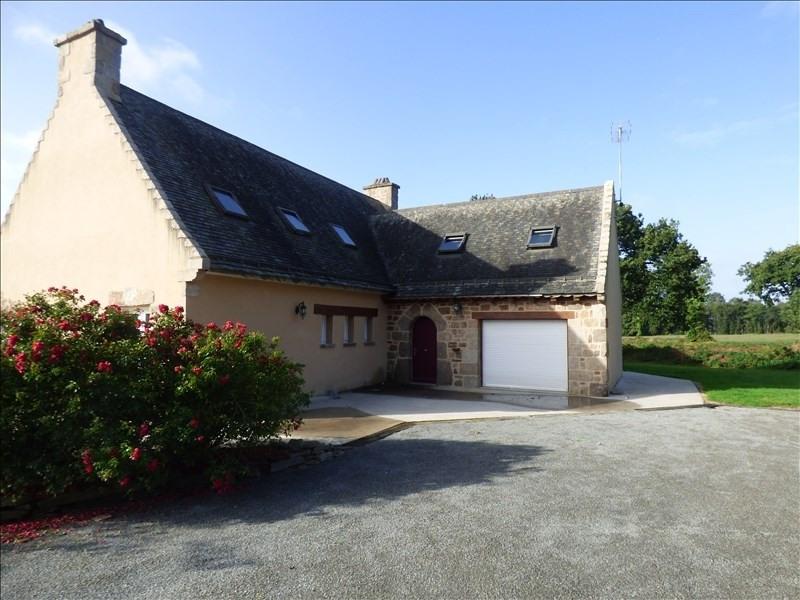 Sale house / villa Pluzunet 200500€ - Picture 3