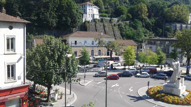 Rental apartment Vienne 520€ CC - Picture 5
