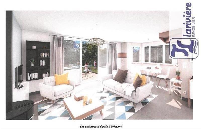 Vente maison / villa Wissant 225000€ - Photo 1