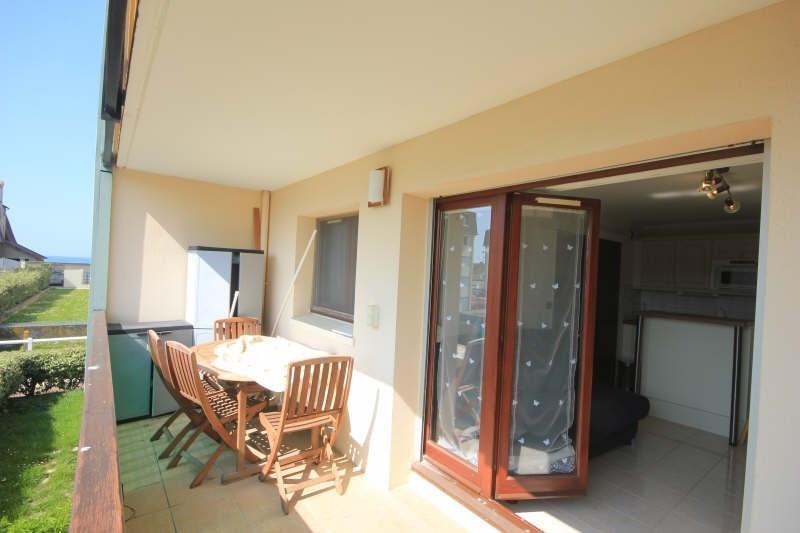 Sale apartment Villers sur mer 91000€ - Picture 1