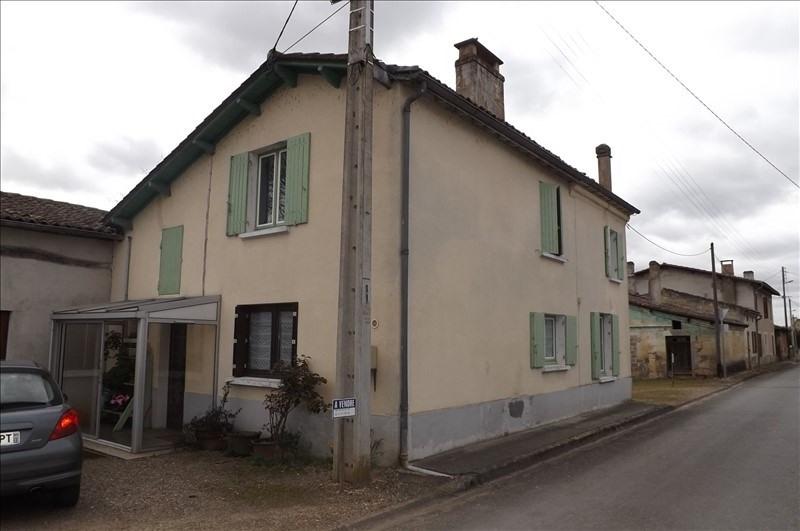 Vente maison / villa St antoine sur l isle 113000€ - Photo 1