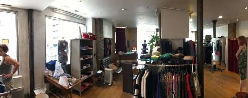 Fonds de commerce Prêt-à-porter-Textile Paris 19ème 0