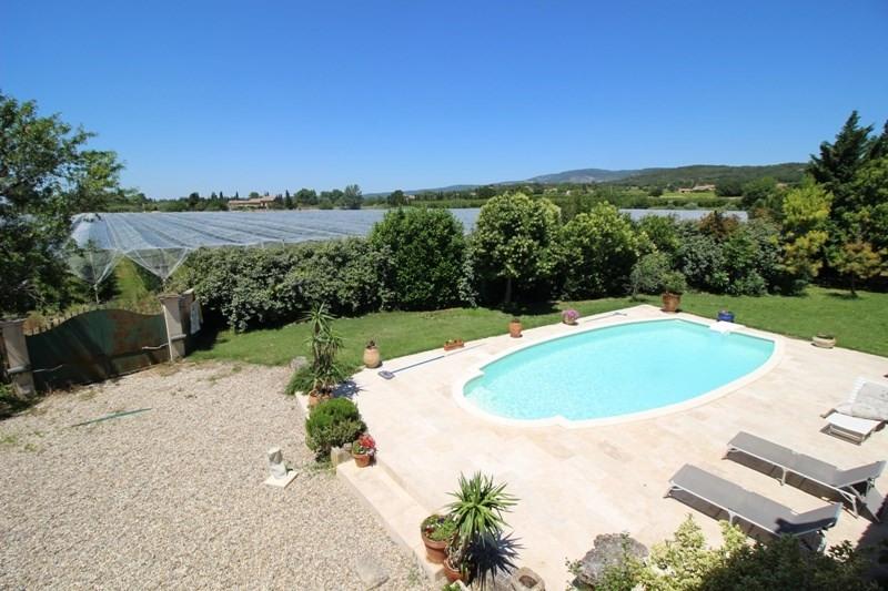Vente de prestige maison / villa Lagnes 650000€ - Photo 8
