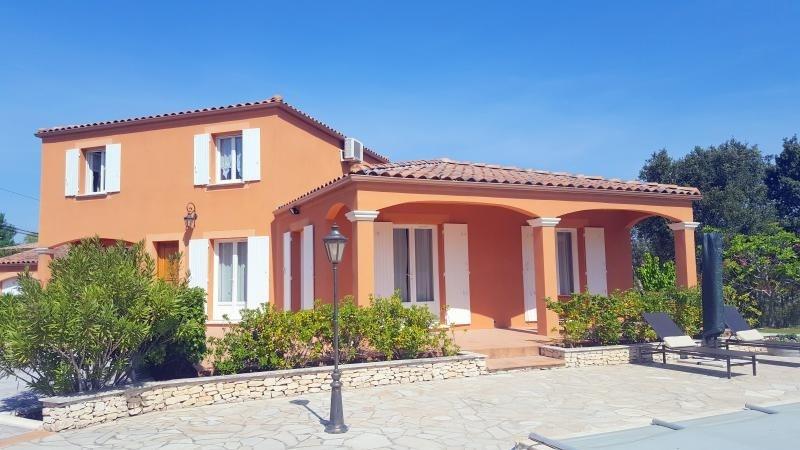 Vente maison / villa St laurent des arbres 425000€ - Photo 1