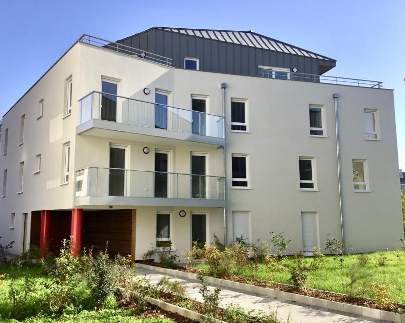Vente appartement Strasbourg 201000€ - Photo 1