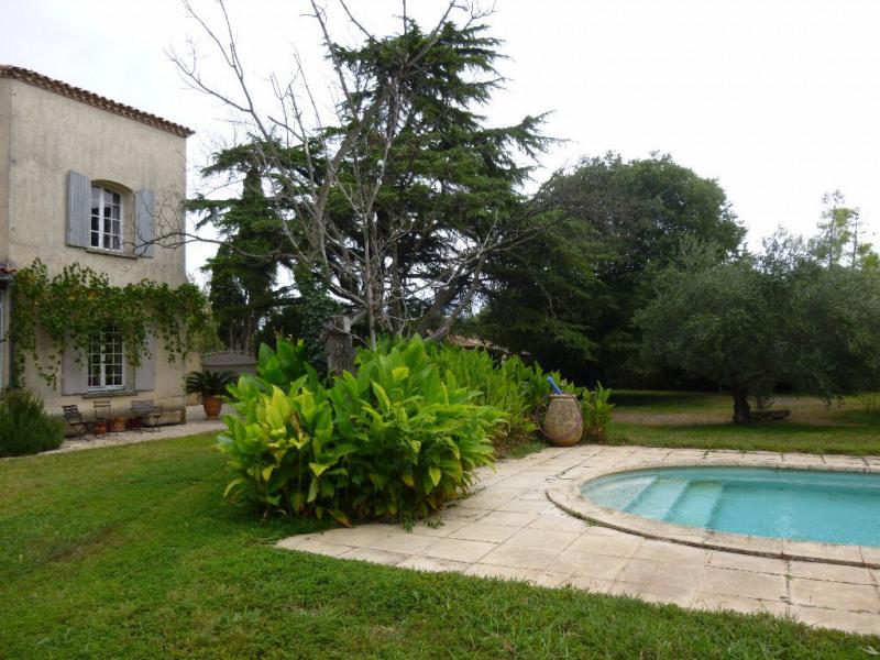 Vente de prestige maison / villa Marguerittes 575000€ - Photo 9