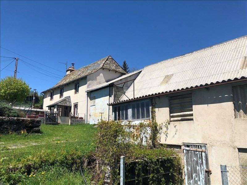 Vente maison / villa Condom d aubrac 162000€ - Photo 1