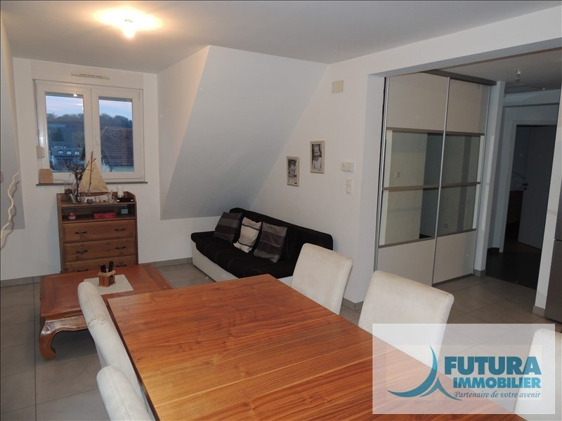 Deluxe sale apartment Woustviller 184 000€ - Picture 5