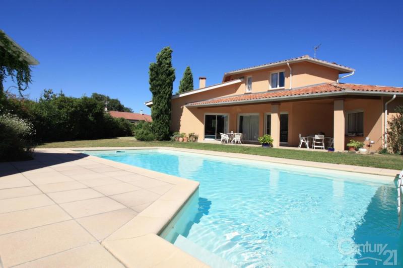 Vente maison / villa Cornebarrieu 489700€ - Photo 1