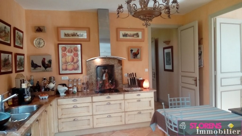 Deluxe sale house / villa Montgiscard secteur 976000€ - Picture 5