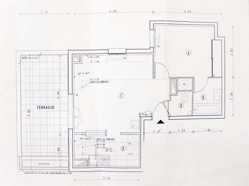 Location appartement Thiais 891€ CC - Photo 3