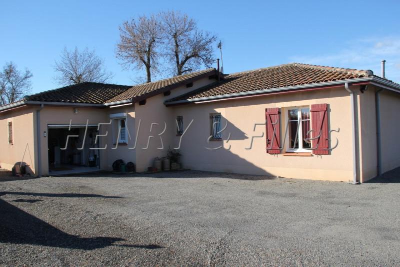 Sale house / villa Samatan/lombez 237000€ - Picture 1