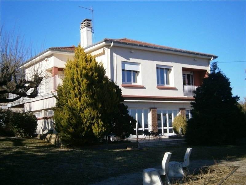 Vente maison / villa St prim 480000€ - Photo 1