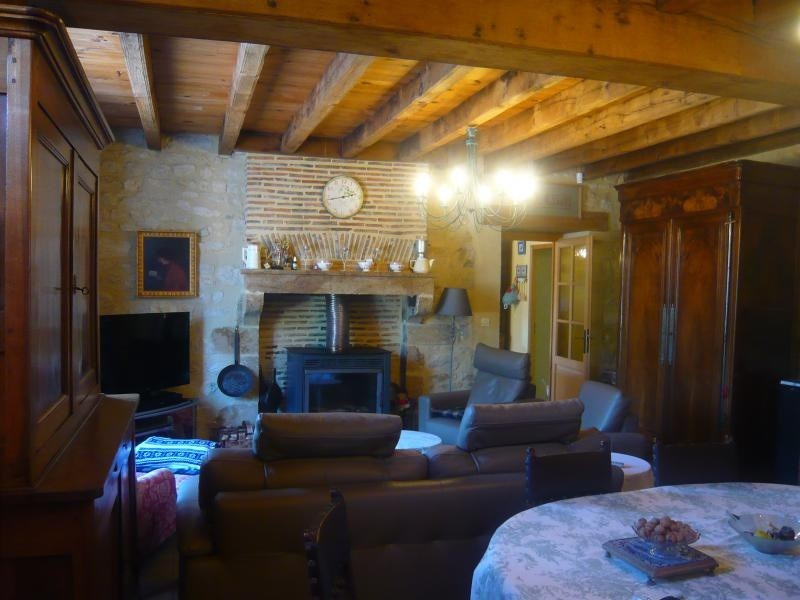 Vente maison / villa Menetou couture 341 000€ - Photo 1