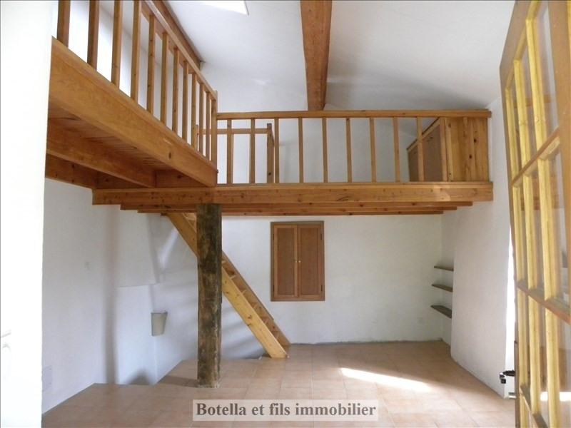 Vente maison / villa Goudargues 112000€ - Photo 3