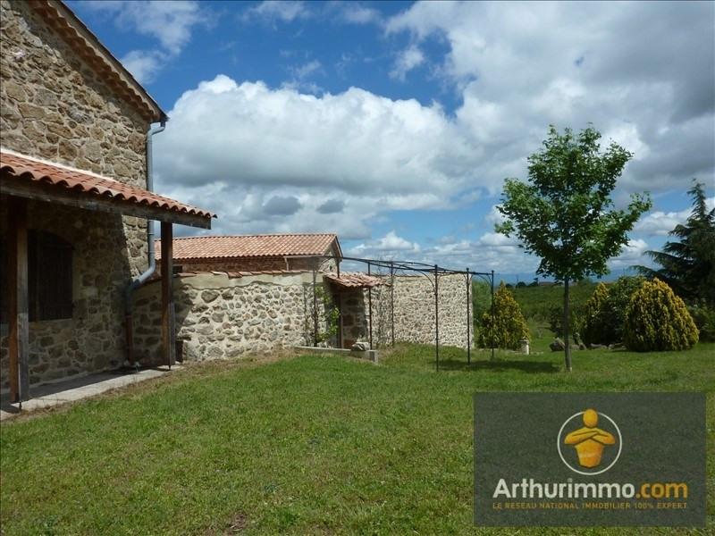 Vente de prestige maison / villa St jeure d ay 390000€ - Photo 2