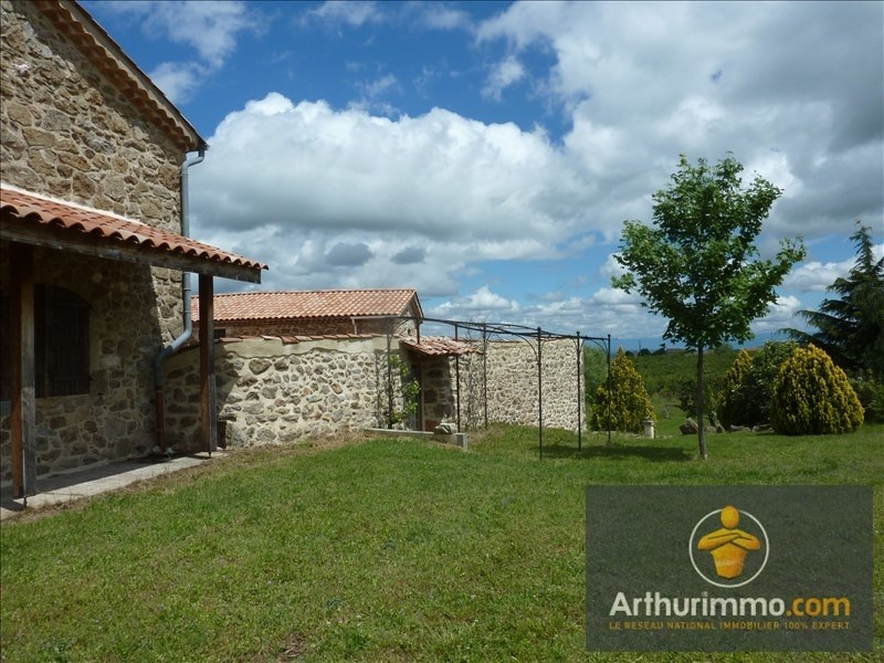 Deluxe sale house / villa St jeure d ay 390000€ - Picture 2