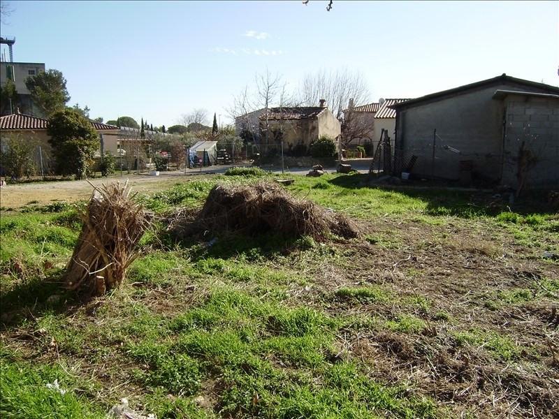 Verkauf grundstück Salon de provence 205000€ - Fotografie 1