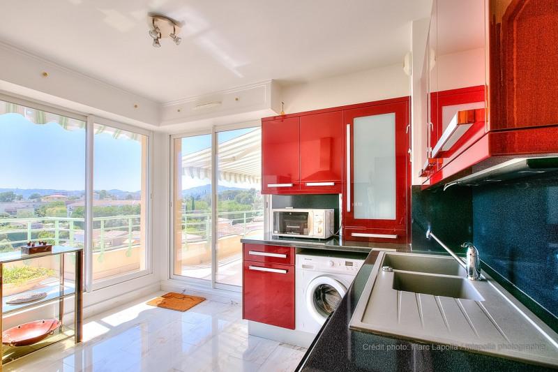 Verkauf von luxusobjekt wohnung Antibes 895000€ - Fotografie 7