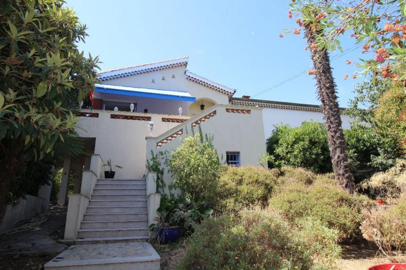 Deluxe sale house / villa Villeneuve loubet 889000€ - Picture 1