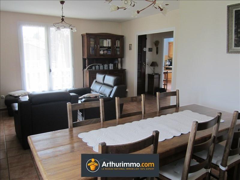 Sale house / villa Les avenieres 221000€ - Picture 1