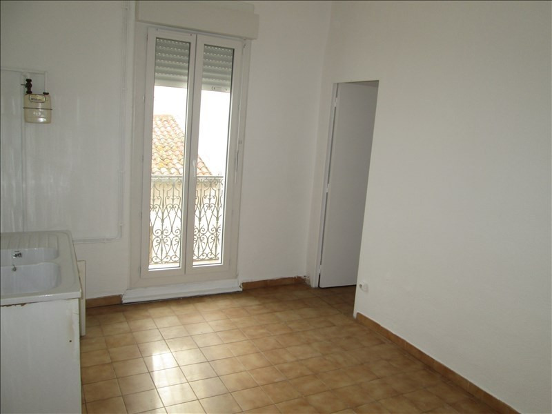 Vente appartement Sete 65 000€ - Photo 1
