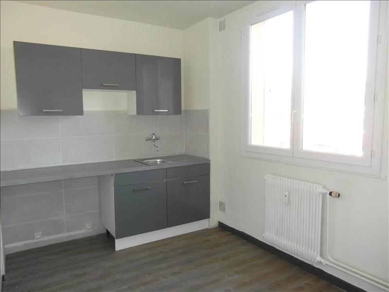 Venta  apartamento Pont de cheruy 109500€ - Fotografía 1