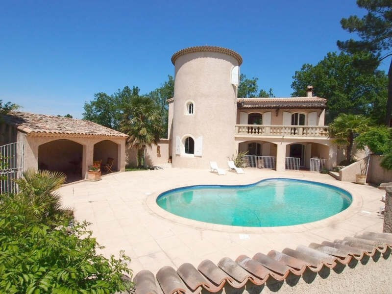 Vente maison / villa Labeaume 499200€ - Photo 1