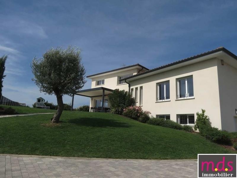 Vente de prestige maison / villa Lapeyrouse-fossat 695000€ - Photo 2