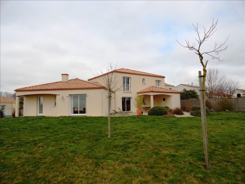 Vente maison / villa Vallet 387900€ - Photo 1
