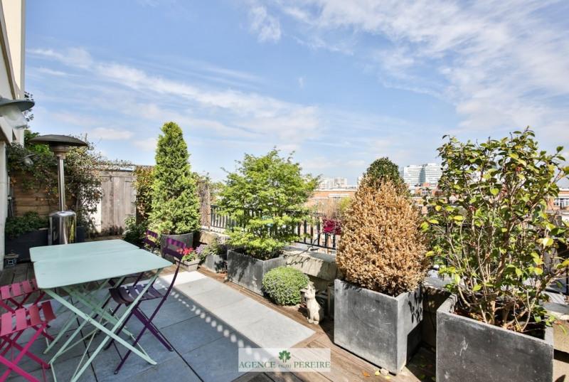 Vente de prestige appartement Paris 17ème 1397000€ - Photo 5