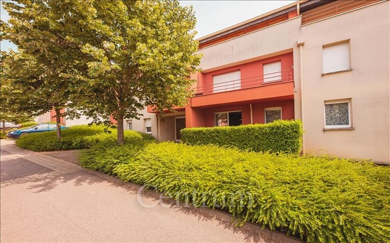 Produit d'investissement appartement Metz 140000€ - Photo 8