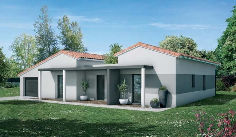 Maison  5 pièces + Terrain 1200 m² Villeneuve-Lès-Bouloc par VILLAS ET MAISONS DE  FRANCE