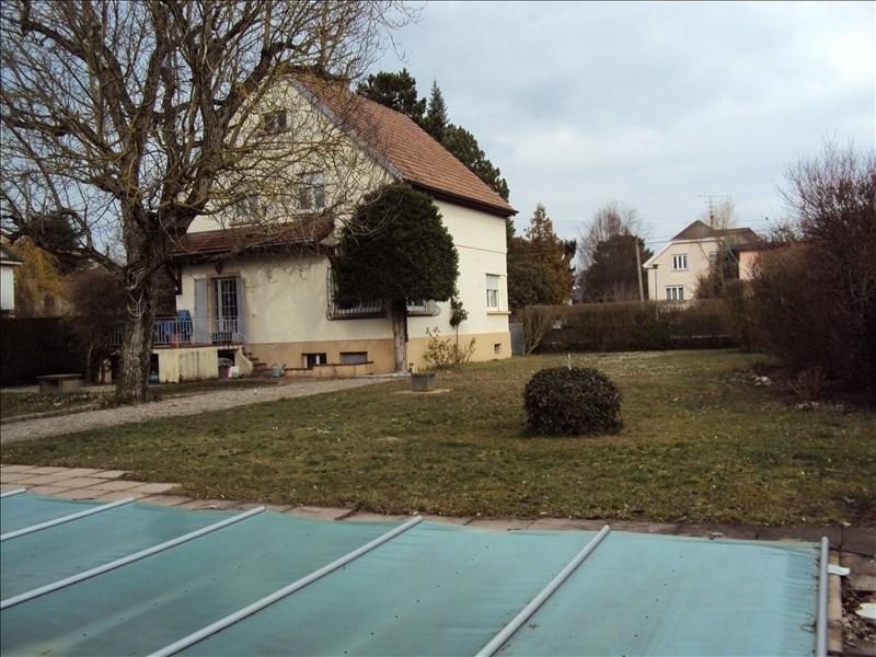 Vente maison / villa Riedisheim 490000€ - Photo 1