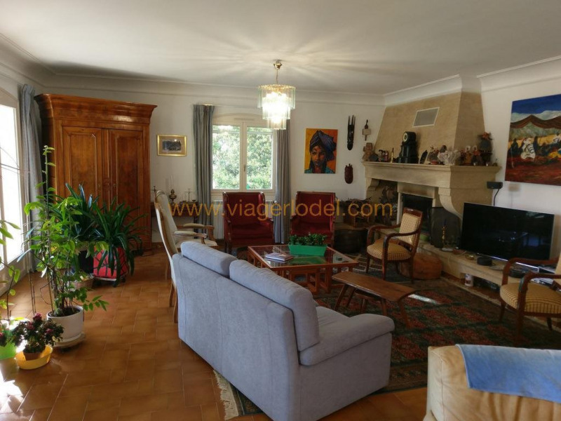 Life annuity house / villa Nîmes 440 000€ - Picture 3