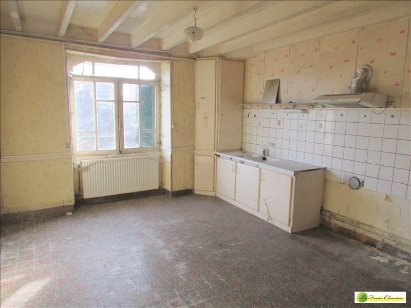 Vente maison / villa Aigre 49000€ - Photo 4