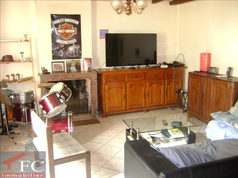 Sale house / villa Crotelles 107550€ - Picture 3