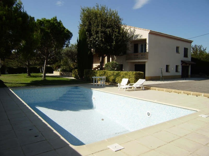 Deluxe sale house / villa Salon de provence 447 000€ - Picture 1