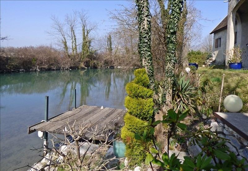 Sale house / villa Chanaz 398000€ - Picture 1