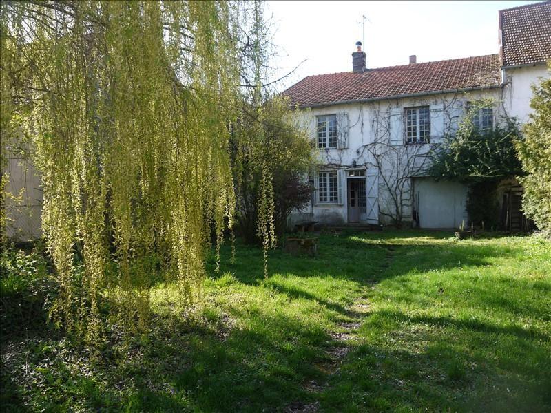 Vendita casa Fontaine francaise 139000€ - Fotografia 1