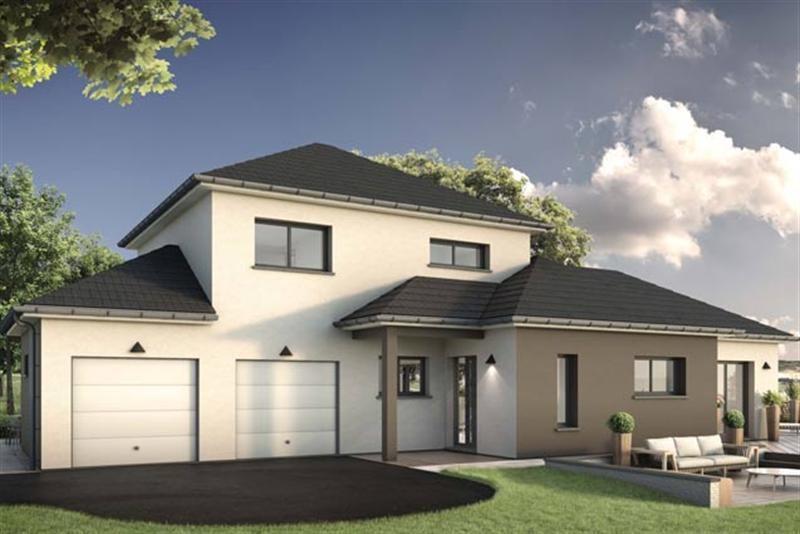 Maison  5 pièces + Terrain 616 m² Fresquiennes (76570) par EXTRACO CREATION