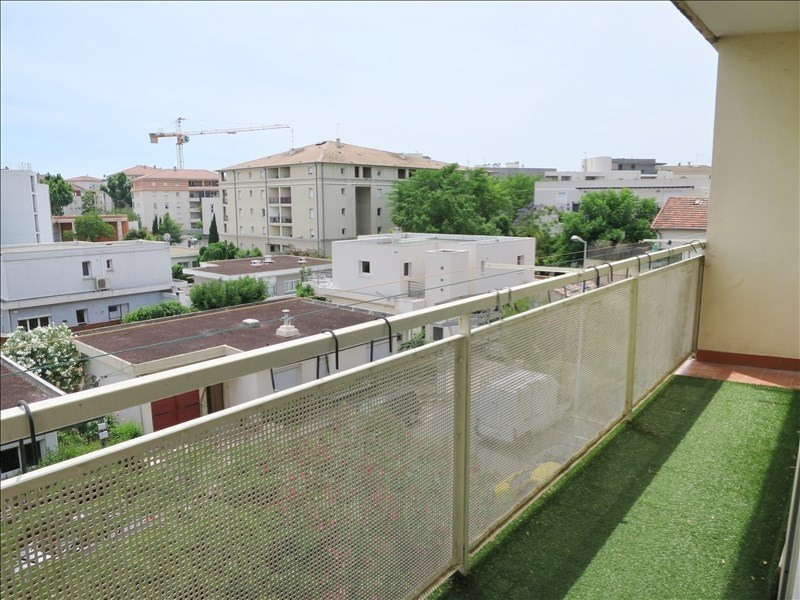 Rental apartment Montpellier 783€ CC - Picture 1