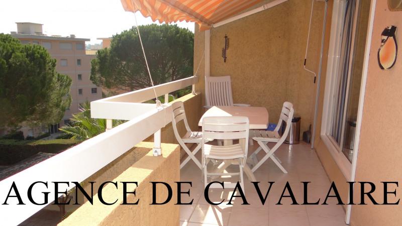 Vente appartement Cavalaire sur mer 219000€ - Photo 1