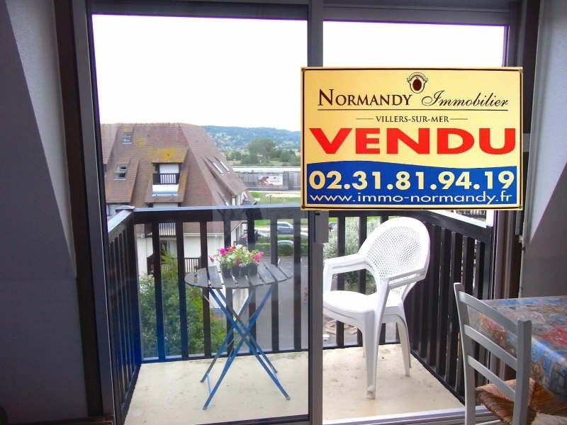 Vente appartement Villers sur mer 73000€ - Photo 1