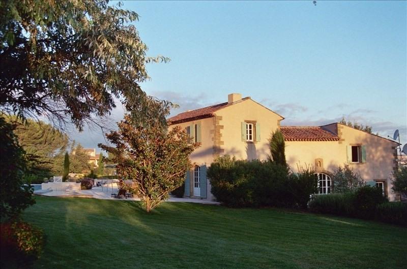 Vente de prestige maison / villa Meyreuil 1950000€ - Photo 2